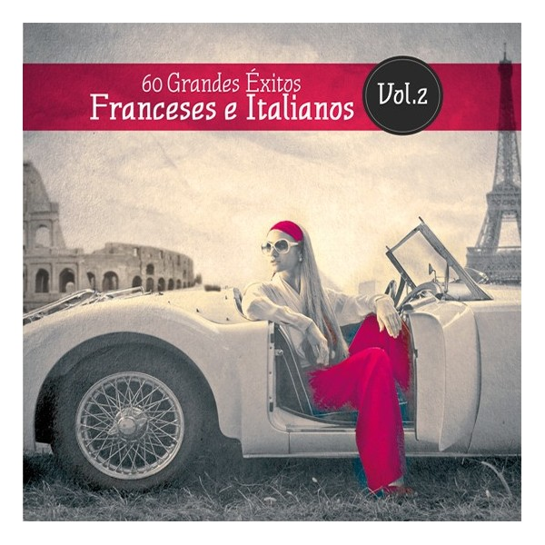 60_Éxitos_Franceses_e_Italianos_Vol._2